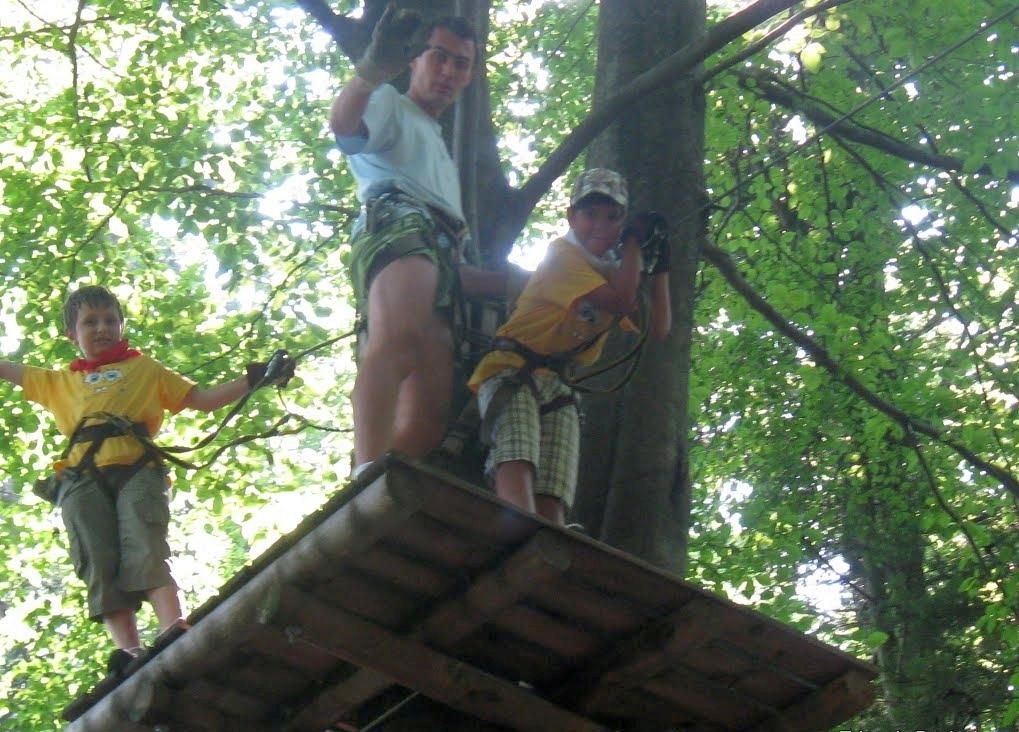 excursie scolara parc aventura