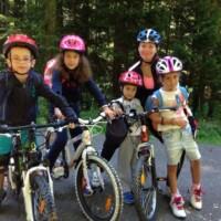 Tabără 16-21 august mountain bike și dezvoltare personală Brașov