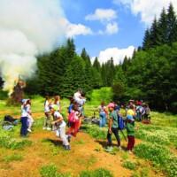 Tabără de aventura montana Predeal 30 iunie – 5 iulie 2019